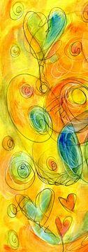 Sonnenschein im Herzen von Claudia Gründler