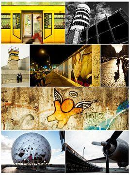Berlijn Collage sur Maurice Moeliker