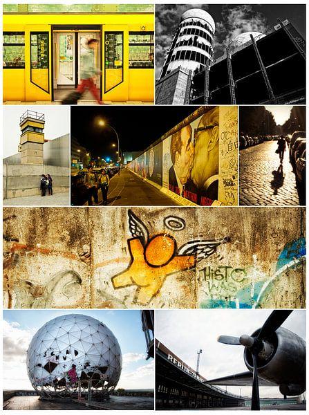 Berlijn Collage van Maurice Moeliker
