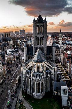 Sint-Niklaaskerk in Gent