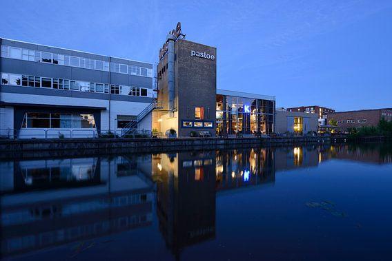 Oude Pastoefabriek in Utrecht met de restaurants Het Ketelhuis Utrecht & De Zagerij