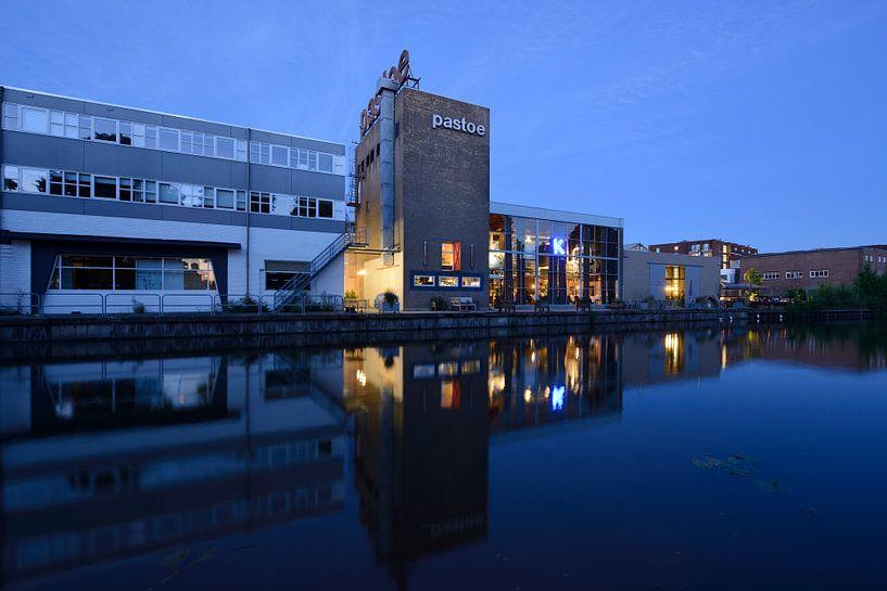 Oude Pastoefabriek in Utrecht met de restaurants Het Ketelhuis Utrecht & De Zagerij sur Donker Utrecht