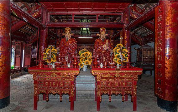 Hanoi: Confuciustempel