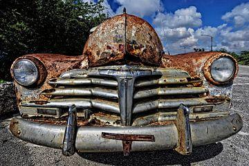 oldtimer. van