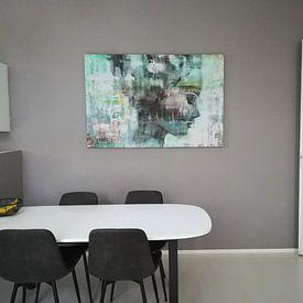 Photo de nos clients: Angie green sur Atelier Paint-Ing, sur toile