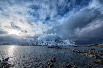 de Lofoten,Noorwegen. van Tilly Meijer