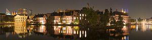 Panorama Binnenhof Den Haag