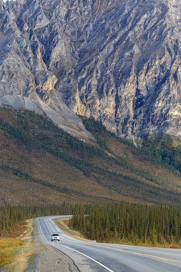 Big mountain  van Menno Schaefer
