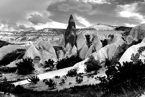 Landscape of Cappadocia von Caroline Bomers