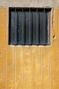 Hekwerken betonnen muur