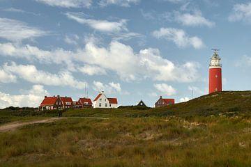 Eierland Leuchtturm von Ad Jekel