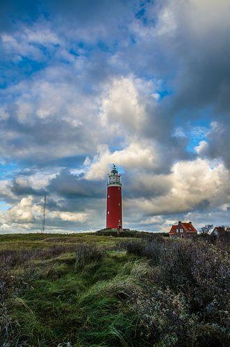 Eierland Vuurtoren op Texel