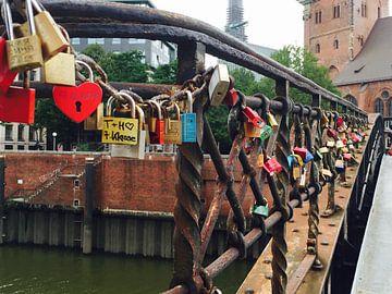 Hamburg Duitsland  - Zollkanal sur Isabelle Val