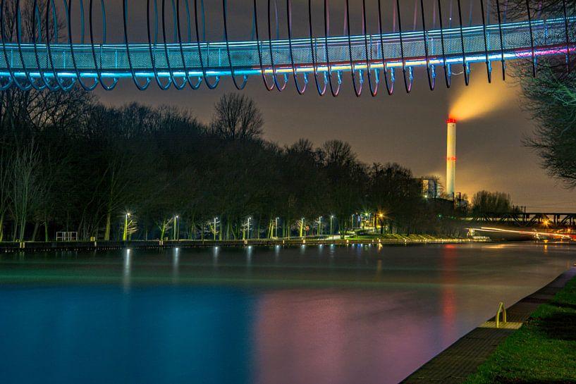 Am Rhein Herne Kanal von Johnny Flash