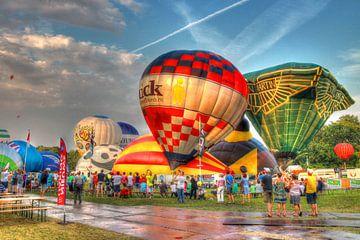 Ballonfeest Joure 1 van Rob Handgraaf