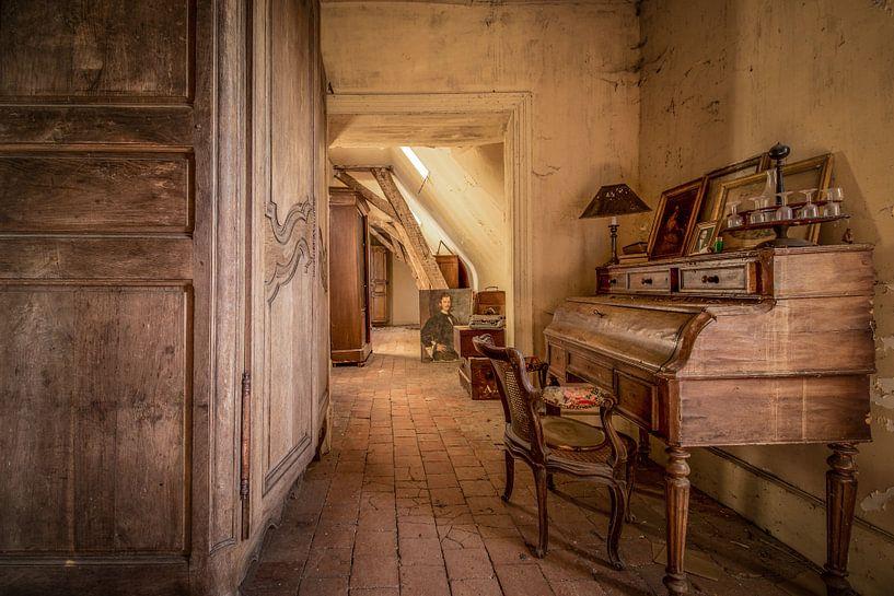 Verlassenes Schloss Assassin's Creed, Frankreich von Patrick Löbler