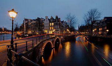 Amsterdam - Leidsegracht - Keizersgracht van Maarten de Waard
