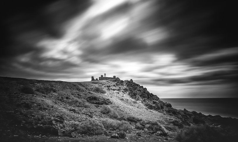 The watch tower van Robert Stienstra