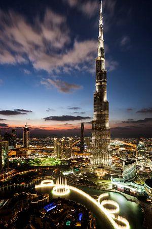 Burj Khalifa  von Tilo Grellmann