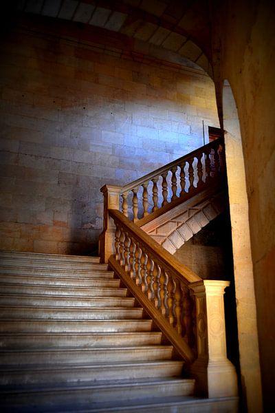 Spaanse trap van Jelmer Pouwelsen