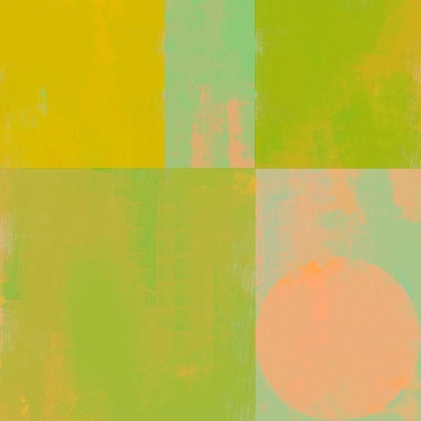 Abstract Geometry No. 6 van Pascal Deckarm