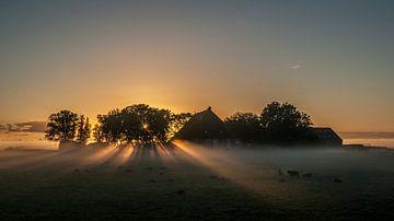 De mooiste boerderij van Nederland van Sparkle King