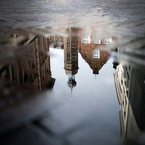 Reflection (Venlo stadhuis)