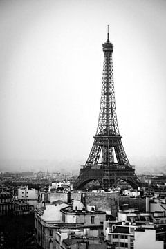 Parijs - Eiffeltoren van Rob van der Pijll