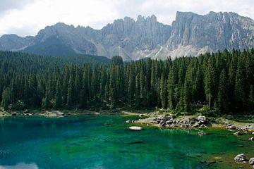 Lago Carezza van Loes Jansen