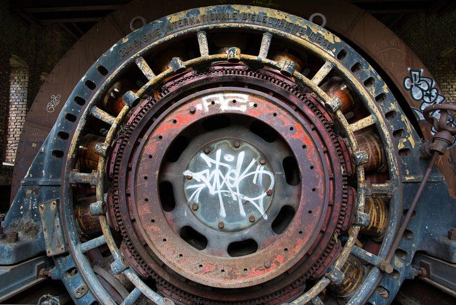 De Machine van Herwin Wielink