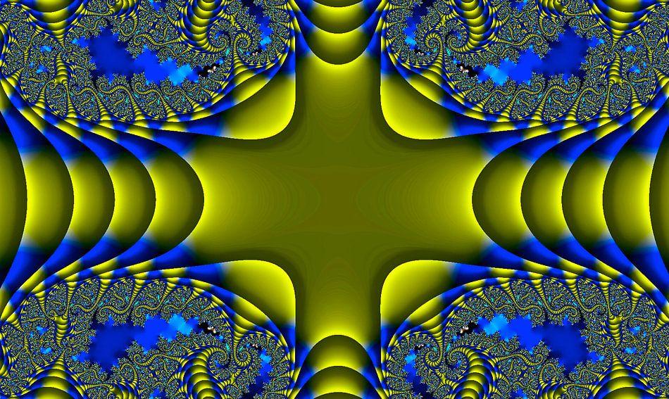 fractal (cross)