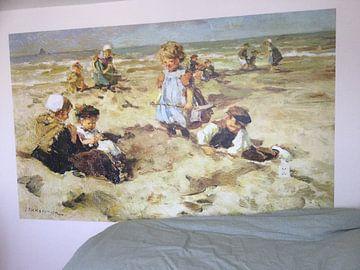 Photo de nos clients: Kinder am Strand - Johannes Akkeringa