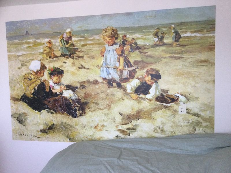 Kundenfoto: Kinder am Strand - Johannes Akkeringa
