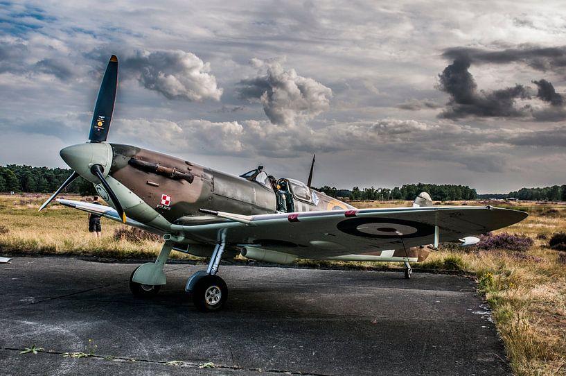 Spitfire van Photobywim Willem Woudenberg