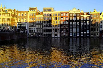 Amsterdam Damrak von Patrick Lohmüller