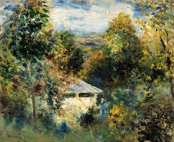 Renoir, Louveciennes (1872-1873) von Atelier Liesjes