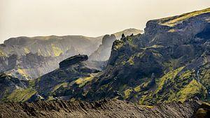 IJsland, Thorsmork van