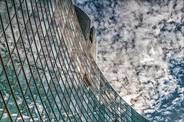 WolkenFenster van Dieter Wundes
