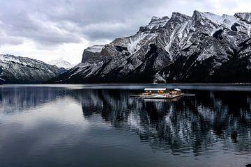 Canada lake van Sander van Mierlo