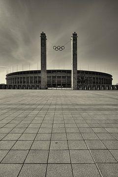 Olympisch Stadion in Berlijn sur Dennis Morshuis