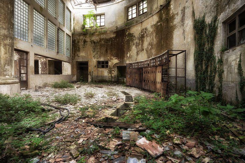 Fabrik Triebwerk 2b von Kirsten Scholten