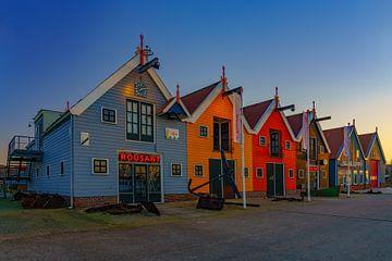 Zoutkamp havengebied 4 van Marcel Kieffer