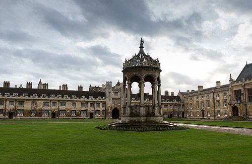 Trinity College Cambridge van