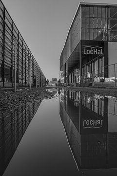 LocHal  Spoorzone Tilburg van Freddie de Roeck