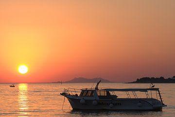 Sonnenuntergang von Jos Verhoeven