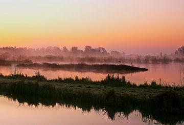 De Hollandse polder von Bram van Kattenbroek