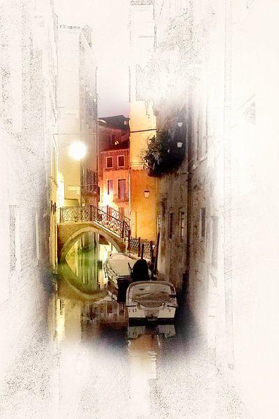 Venedig 01 von Erich Krätschmer