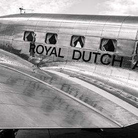 KLM Douglas DC-2 Uiver sur Arjan van de Logt