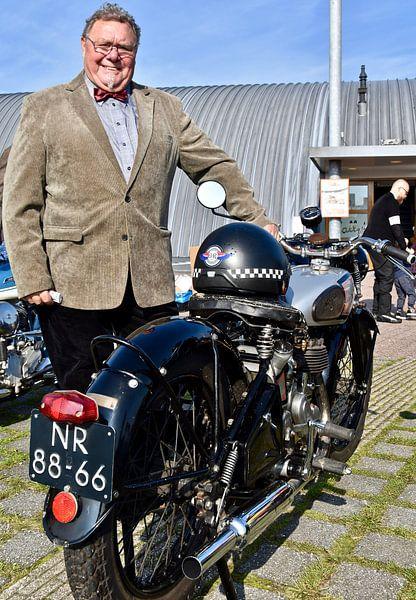 De distinguished gentlemans ride van Jan Radstake
