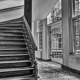 Trapportaal Universiteitsbibliotheek, Utrecht van Robin Pics (verliefd op Utrecht)